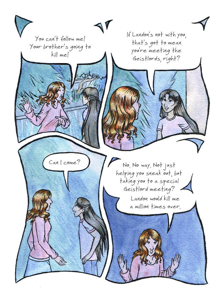 Geist! Comic page 234