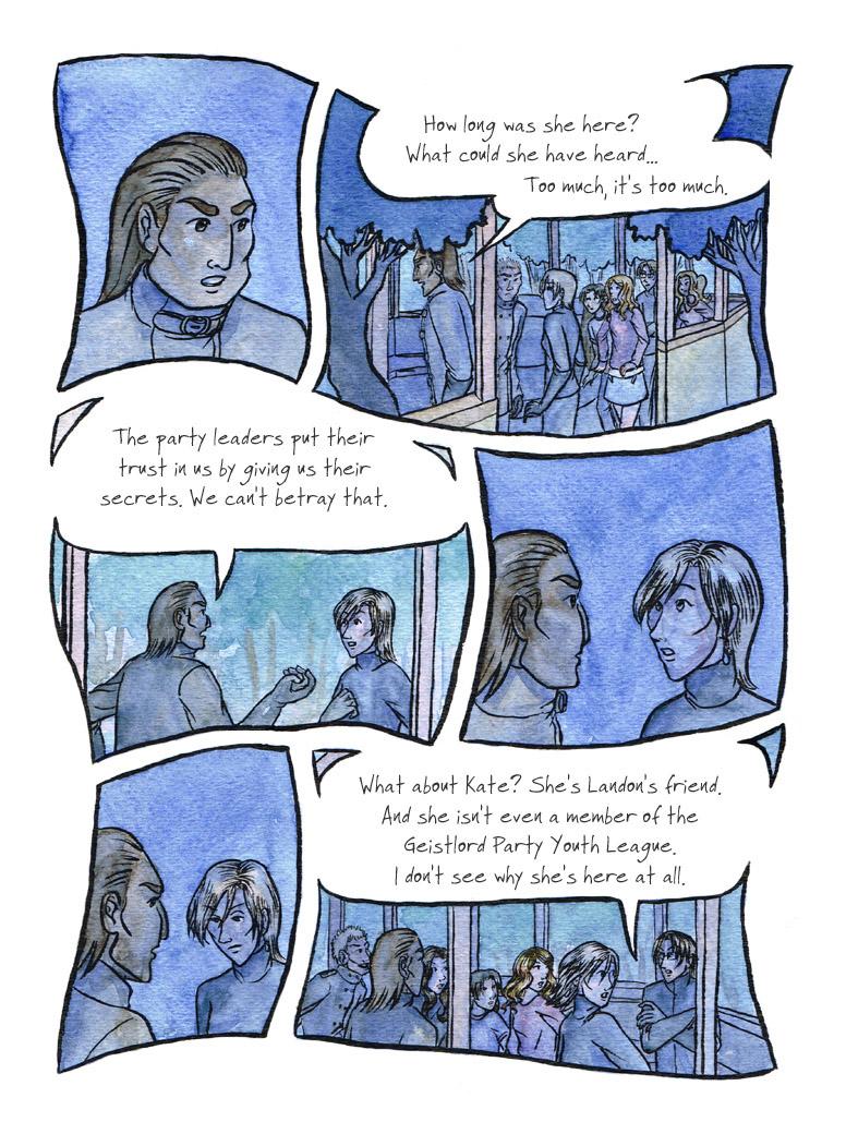 Geist! Comic page 240