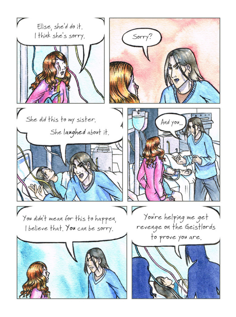 Geist! Comic page 249
