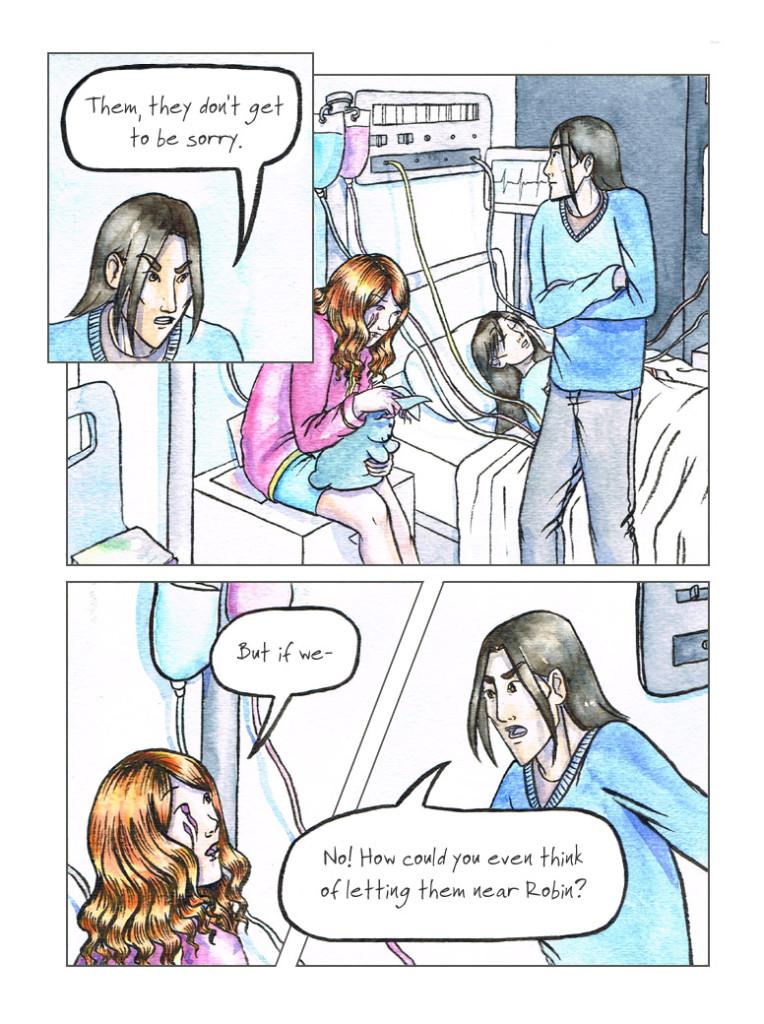 Geist! Comic page 250