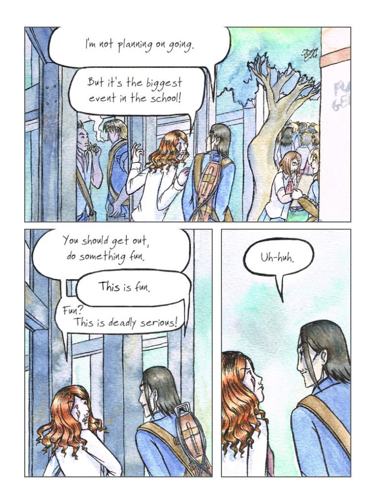 Geist! Comic page 254