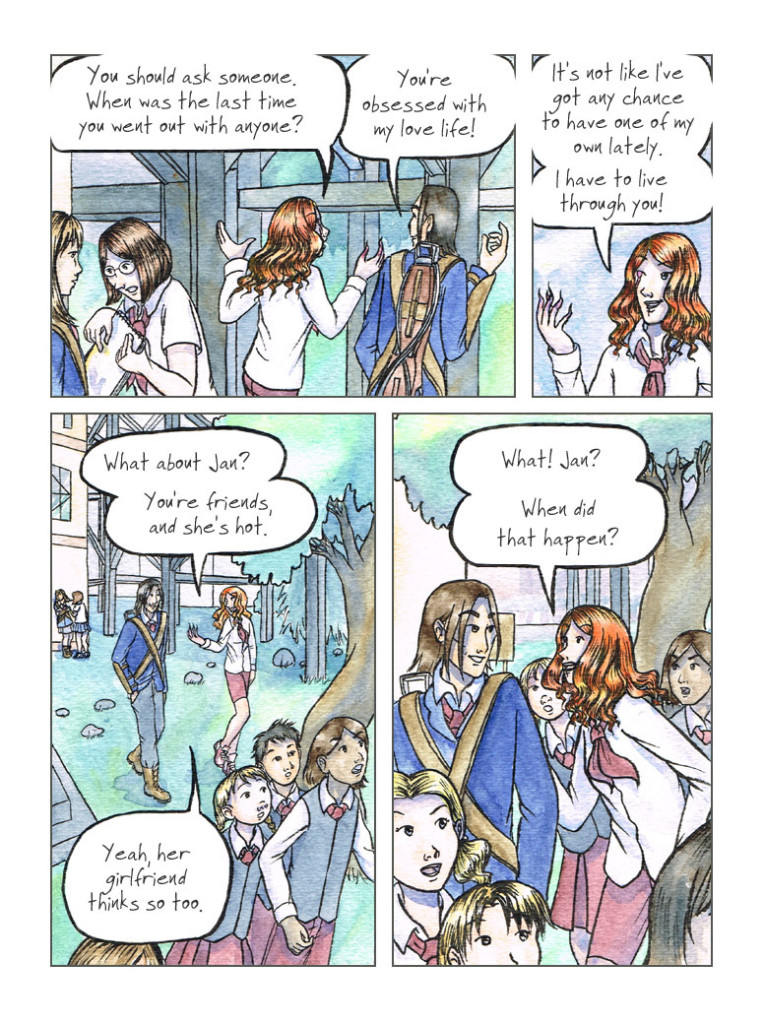 Geist! Comic page 255