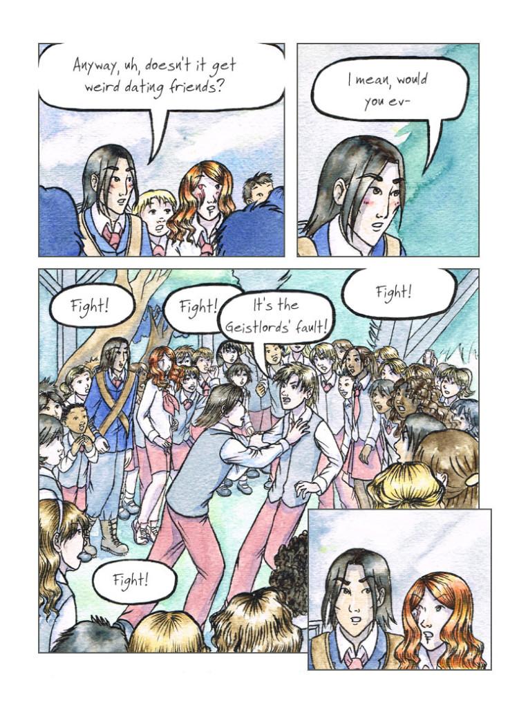 Geist! Comic page 256