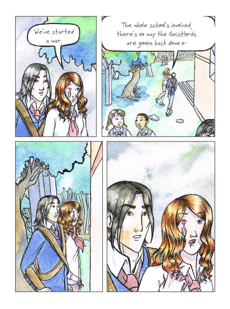 Geist! Comic page 258