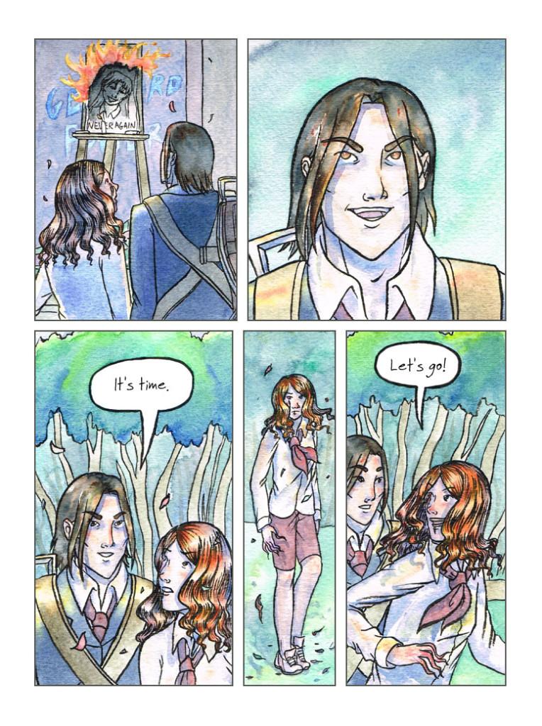 Geist! Comic page 260