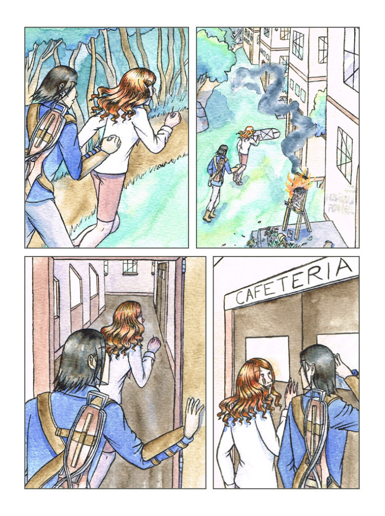 Geist! Comic page 261