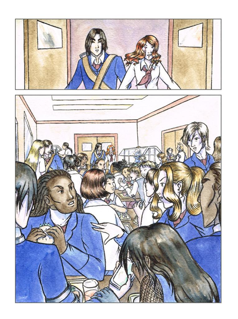 Geist! Comic page 262