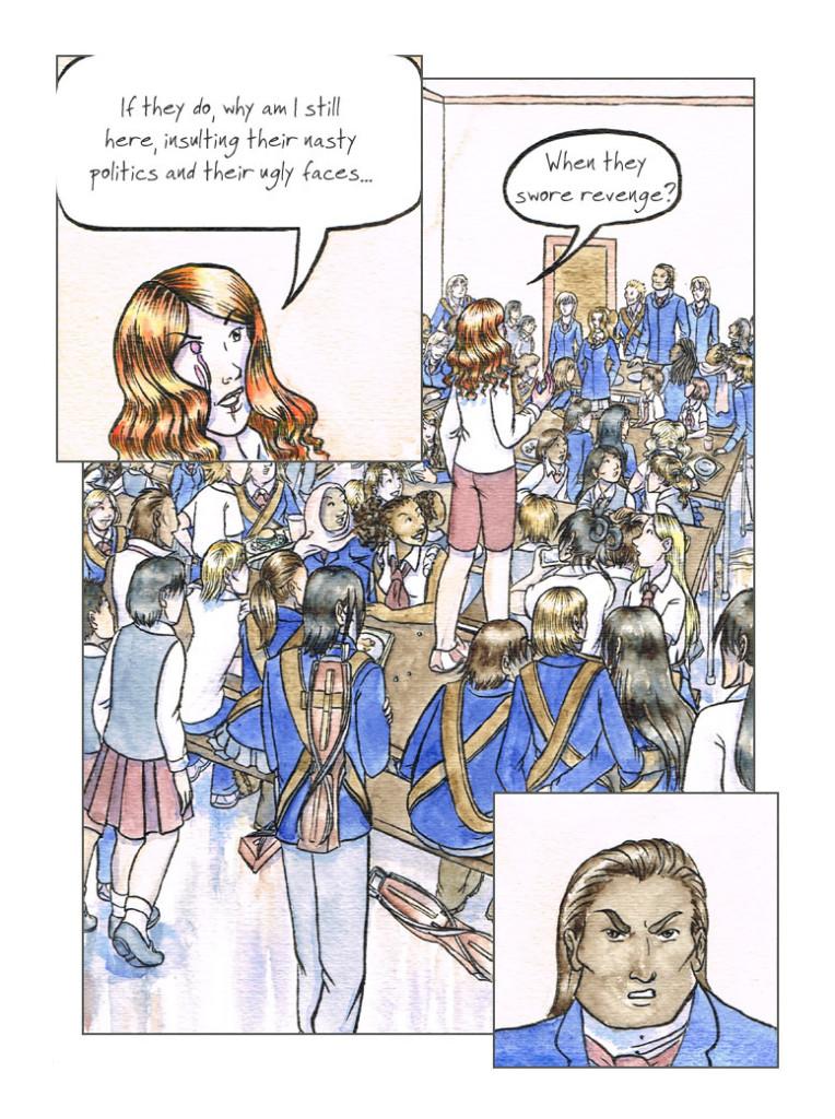 Geist! Comic page 267