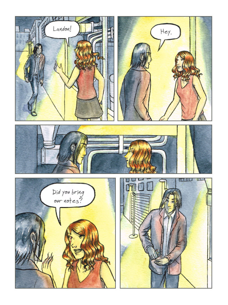 Geist! Comic page 270