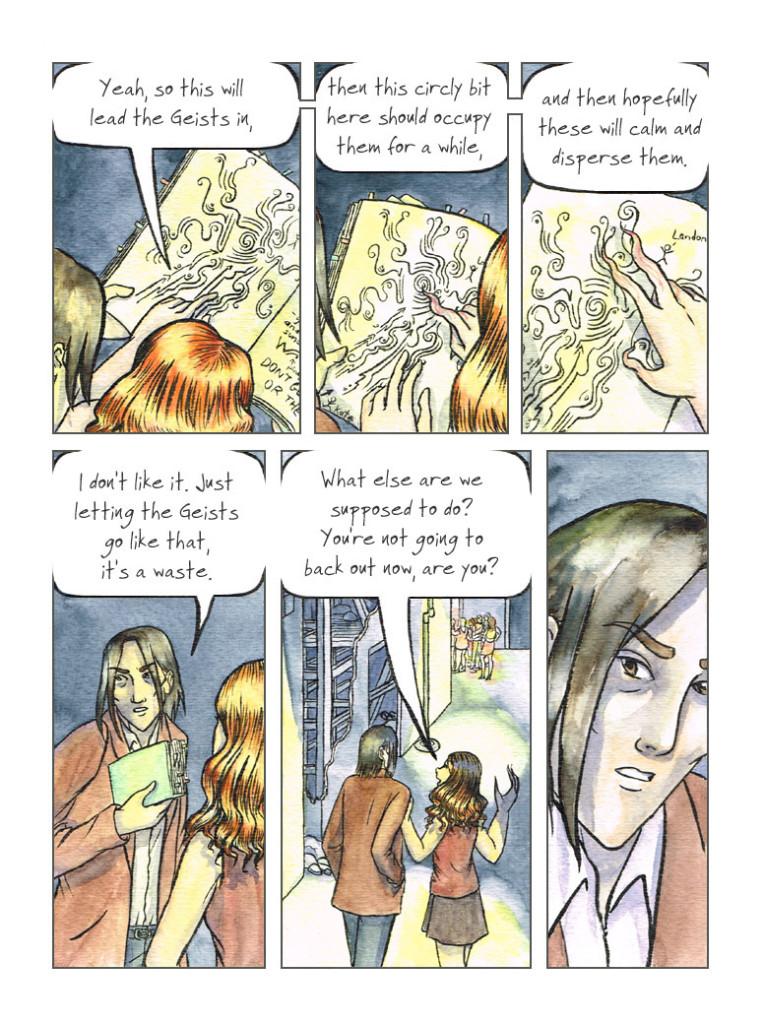 Geist! Comic page 272