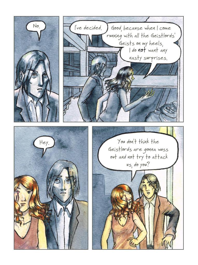 Geist! Comic page 273