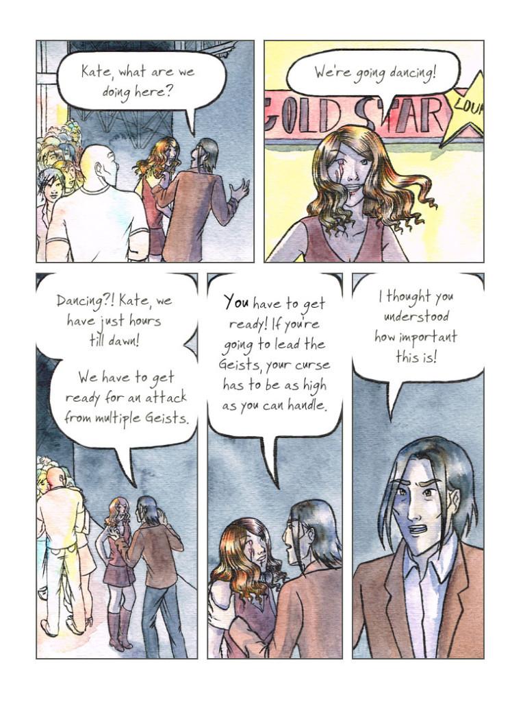 Geist! Comic page 277