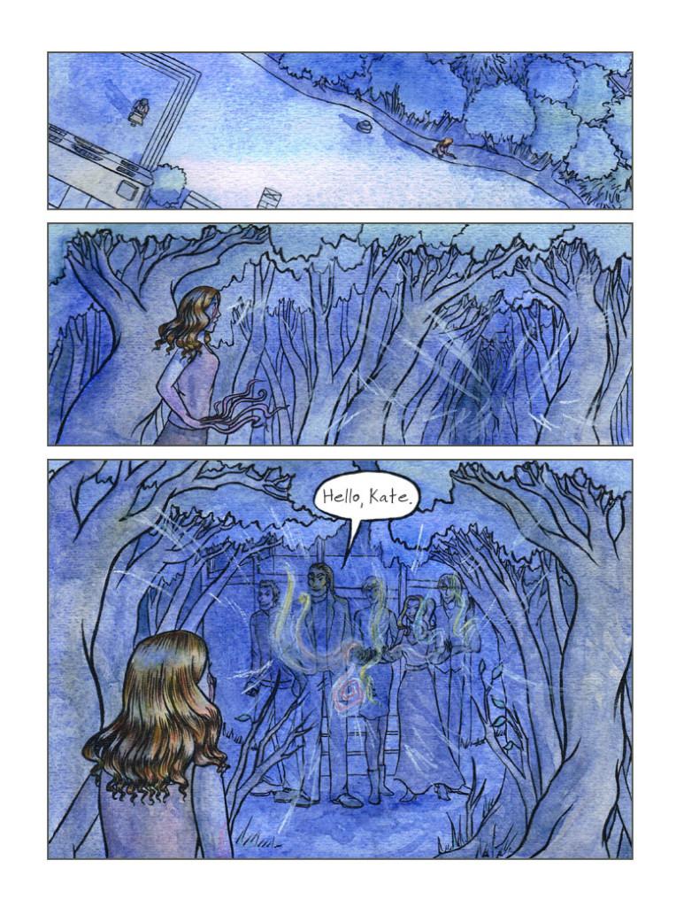 Geist! Comic page 288