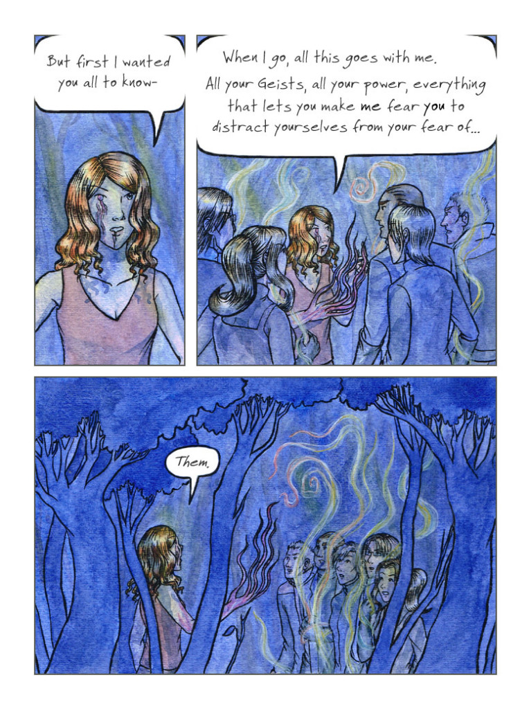 Geist! Comic page 291