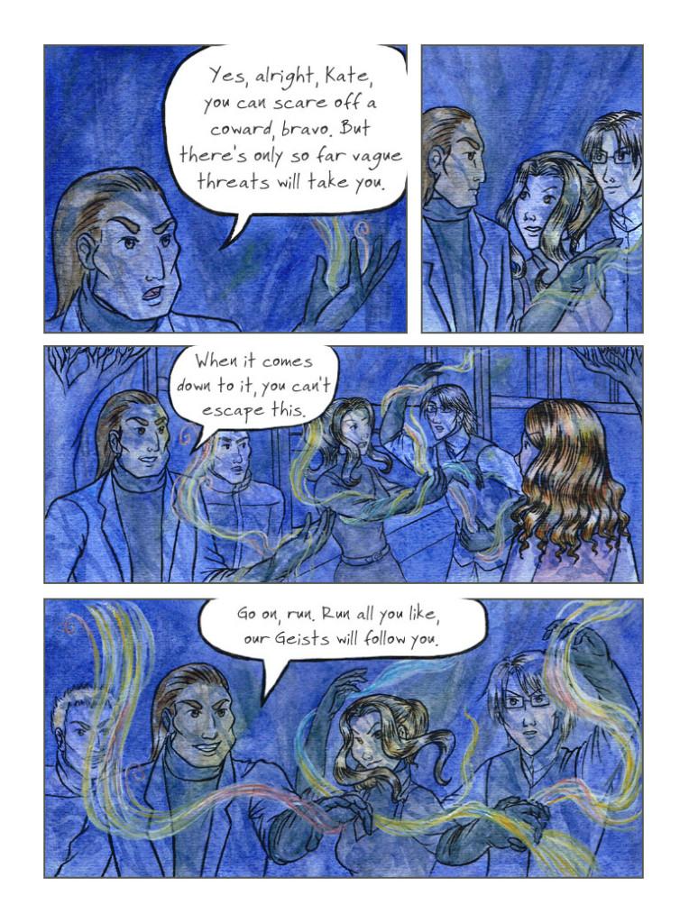 Geist! Comic page 296