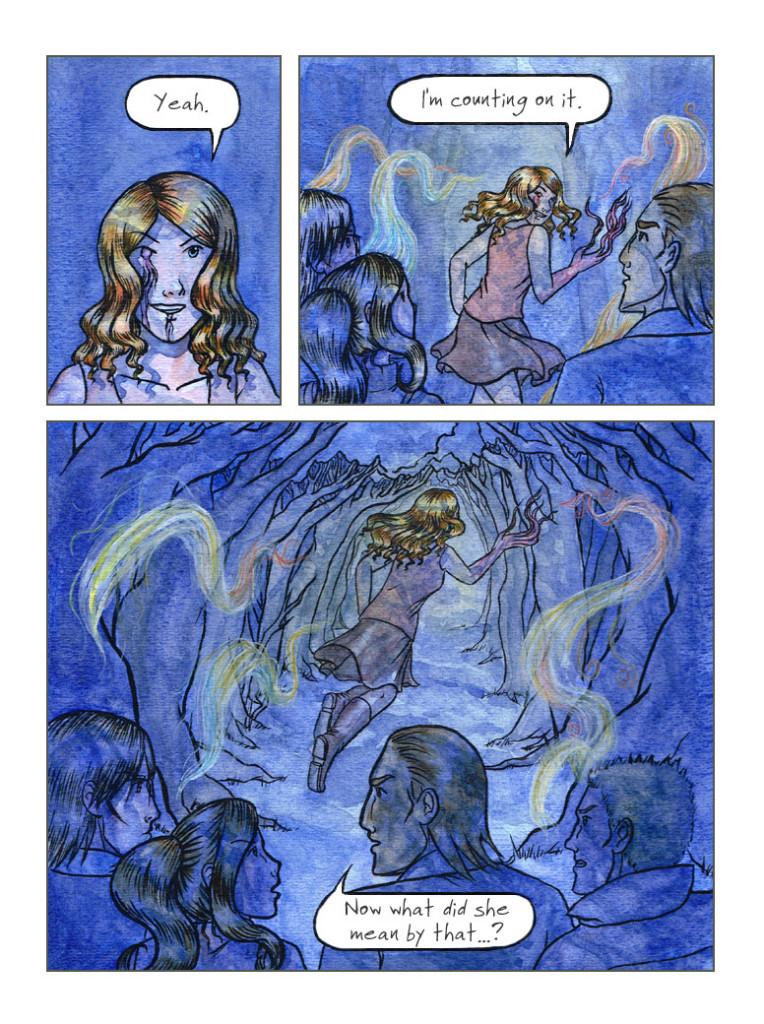 Geist! Comic page 297