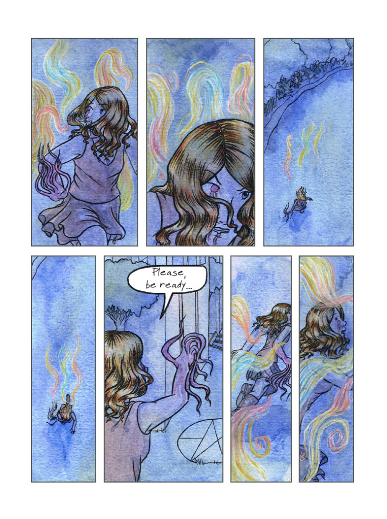 Geist! Comic page 299