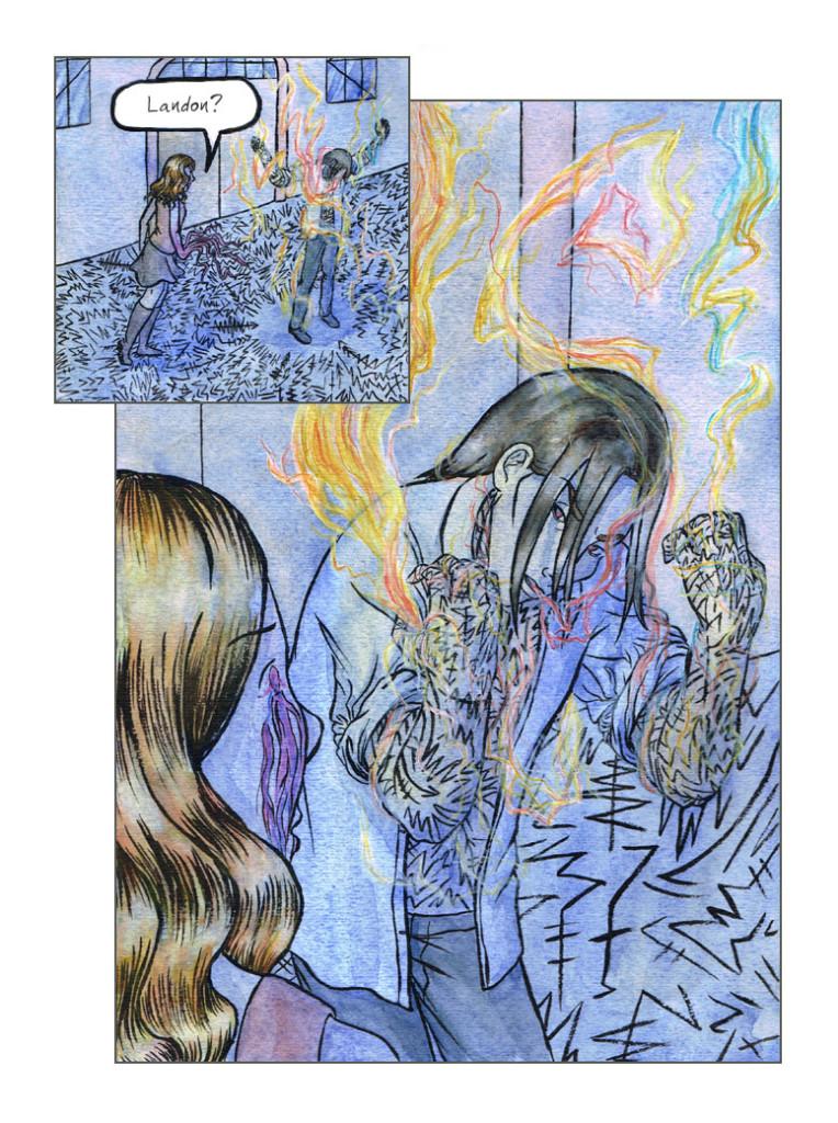 Geist! Comic page 302