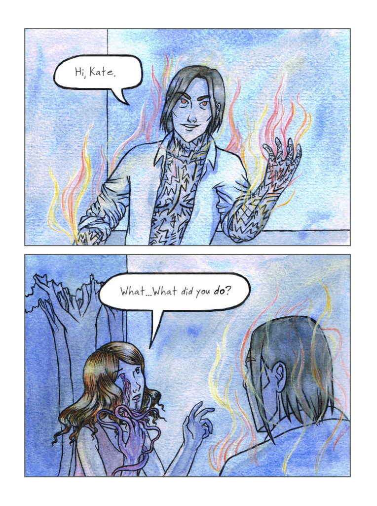 Geist! Comic page 303