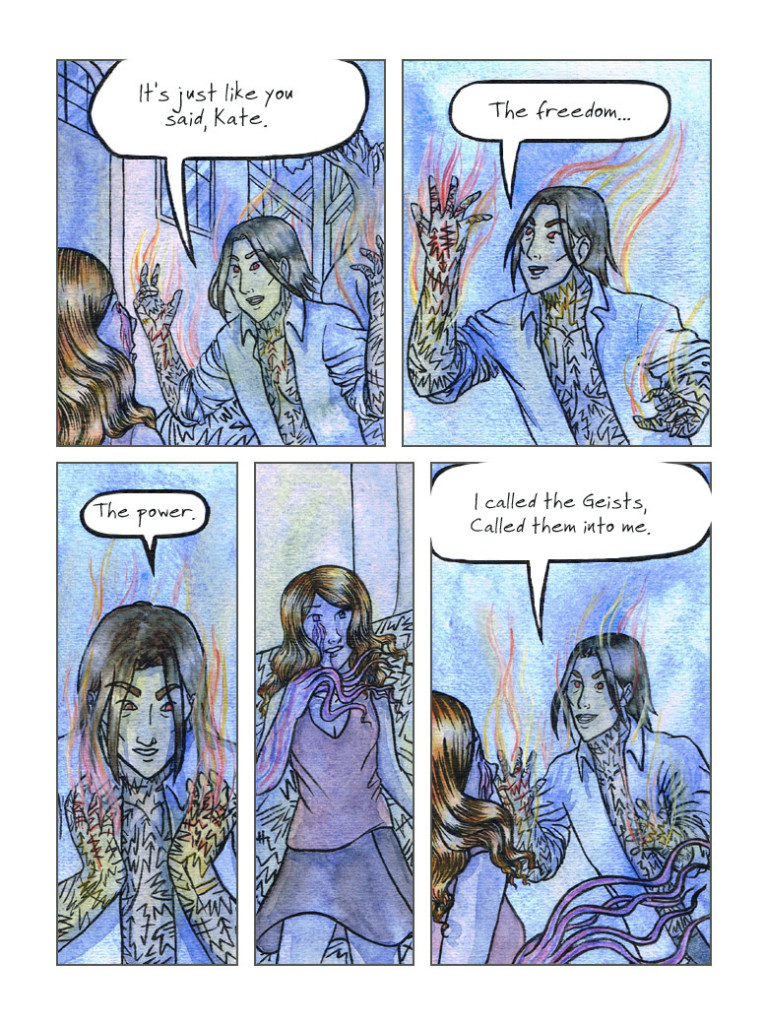 Geist! Comic page 304