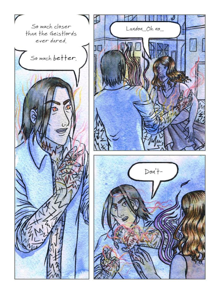 Geist! Comic page 305