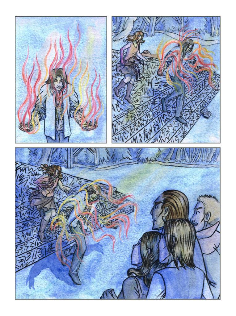 Geist! Comic page 310
