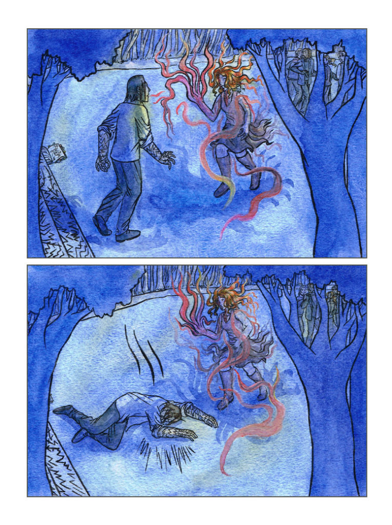 Geist! Comic page 315