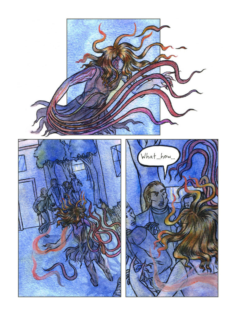 Geist! Comic page 318