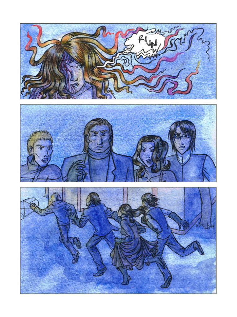 Geist! comic page 319