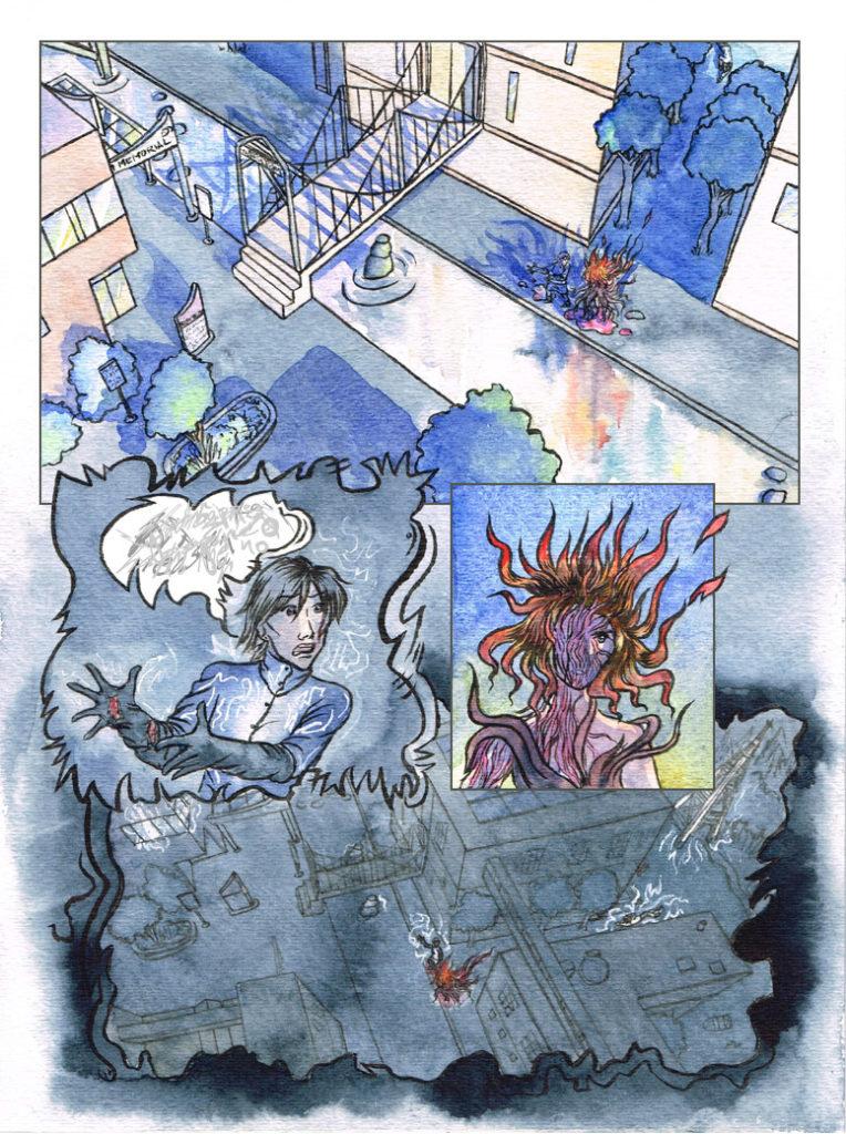 Geist! Comic page 330