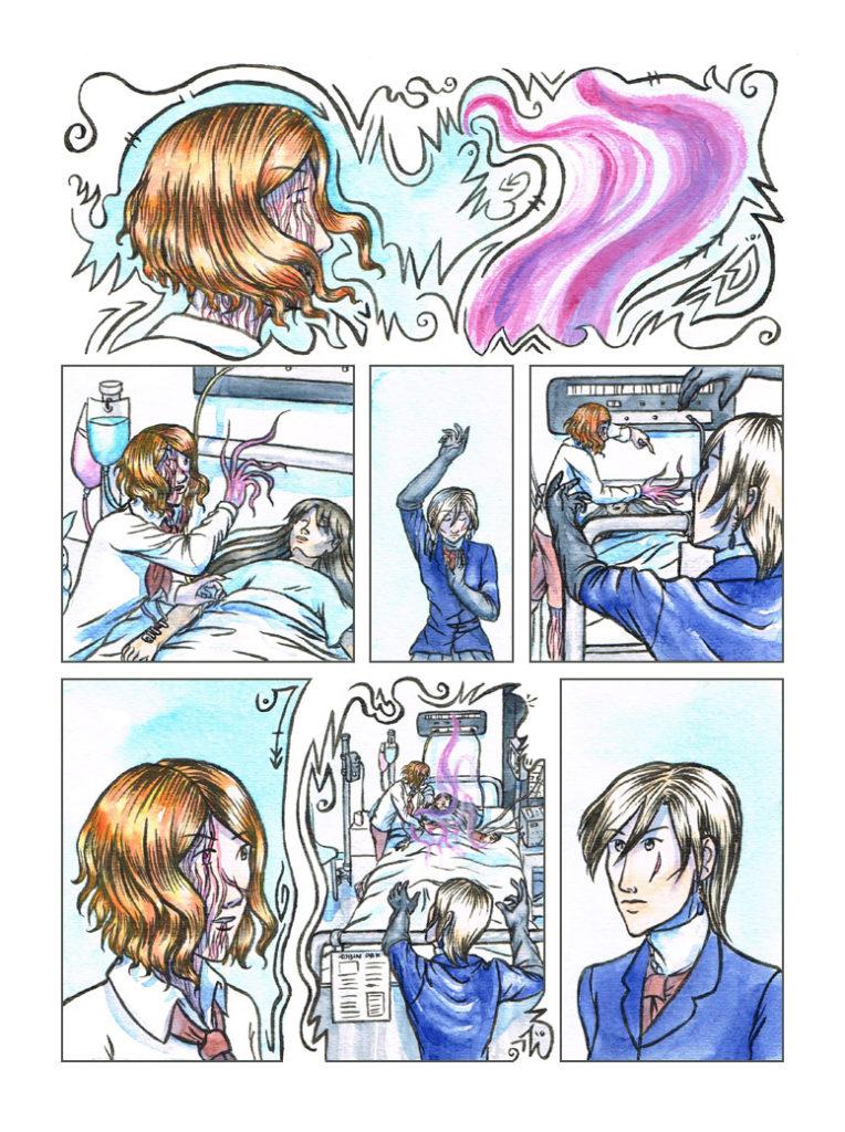 Geist! Comic page 350