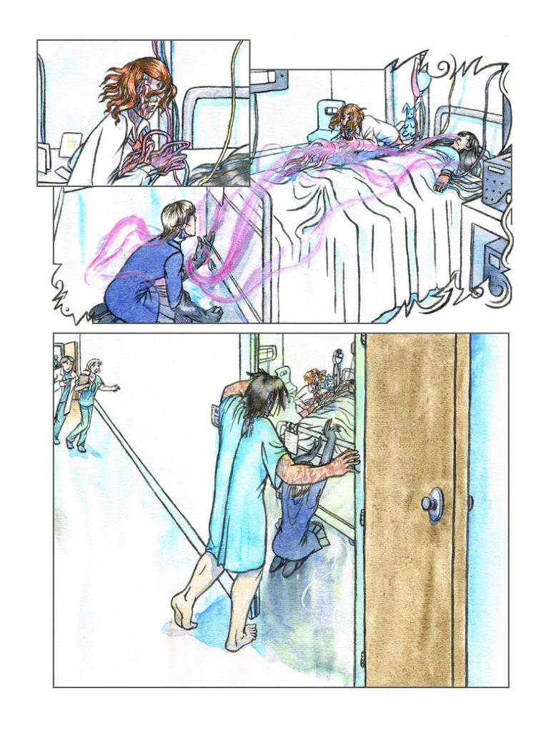 Geist! Comic page 351